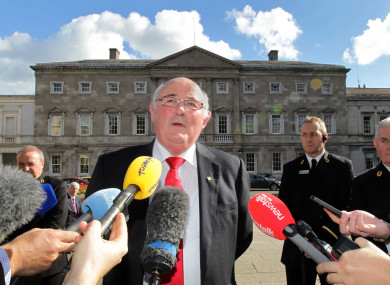 Craughwell has been open about his presidential ambitions.