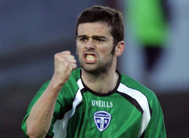 Tommy Barrett had two spells with Limerick as a player.