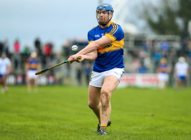 Jason Forde helped Tipp to victory with 1-10.