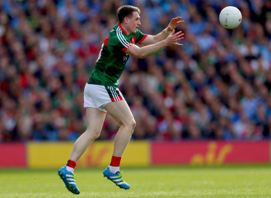 Paddy Durcan (file pic).