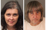 David Allen Turpin (R), 57, and Louise Anna Turpin, 49.