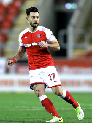 Richie Towell has impressed for Rotherham this season.
