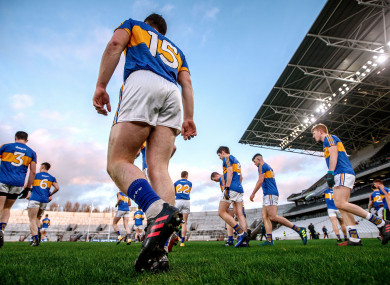 After defeating Cork, Tipperary now go forward to face Roscommon next Sunday.