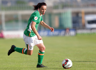 Aine O'Gorman is available for selection again after recovering from a long-term injury.