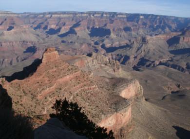 File photo. Grand Canyon