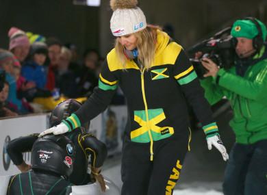 Sandra Kiriasis has quit the team in dramatic circumstances.