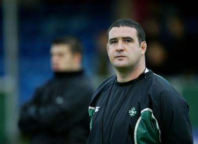 McDermott was previously in charge of Ireland U21s.