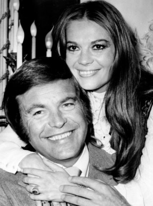 Robert Wagner and Natalie Wood pictured in 1972