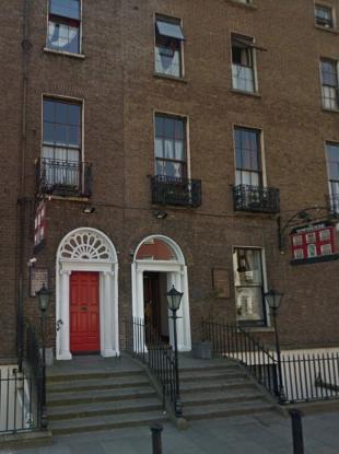 The Townhouse on Gardiner Street.