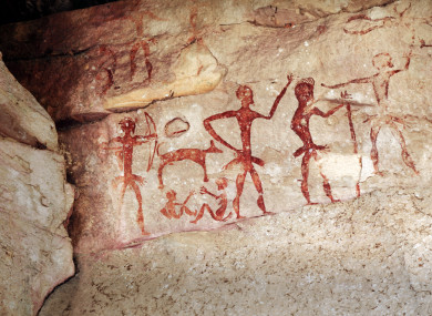 Caveman Art : Study reveals earliest cave art belonged to neanderthals not humans