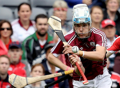 Galway All-Ireland minor winner Conor Walsh was part of the winning Athenry side today.