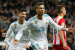 Four-goal Ronaldo claims 50th career hat-trick as Real Madrid win nine-goal thriller