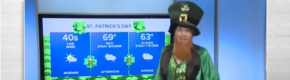 This John Oliver segment on local news stations celebrating St Patrick's Day is both hilarious and painful