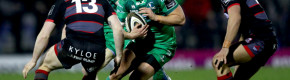 Connacht suffer disappointing home defeat as Weir strikes late for Edinburgh