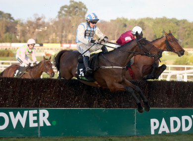 Can Killultagh Vic land Willie Mullins a Cheltenham Gold Cup?
