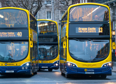 dublin airport blanchardstown and the n11 these 3 dublin bus routes are set to get a 24 hour. Black Bedroom Furniture Sets. Home Design Ideas