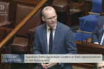 'Human error will happen': Simon Coveney apologises to Vicky Phelan over terminal cancer
