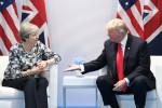 Donald Trump set to meet British Queen during UK visit but Ireland not on the agenda