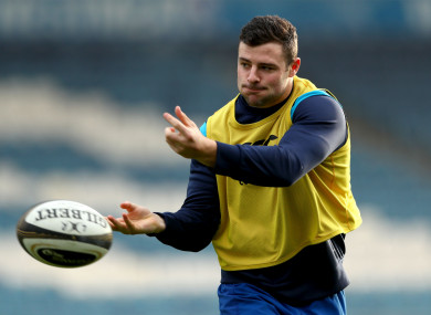 Henshaw has been sidelined since February.