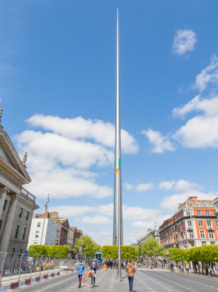 More than two out of five of the crimes against tourists took place in Dublin city.