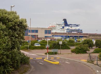 Rosslare Harbour. File photo.