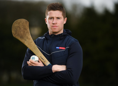 Conor Lehane at the launch of the GAA Super Games Centre in partnership with Sky Sports.