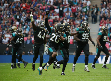 Nfl team make near 1 billion bid to buy home of english football the jags have made london their second home fandeluxe Choice Image