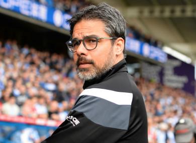 Huddersfield Town boss David Wagner