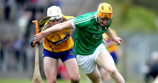 As it happened: Clare v Limerick, Munster U21 hurling quarter-final