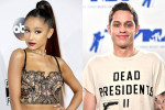 Calm down, Ariana Grande and new boyf Pete Davidson haven't gotten matching tattoos... it's The Dredge