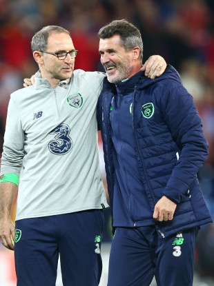 The Ireland duo will work with ITV after Ireland failed to qualify for the 2018 World Cup.