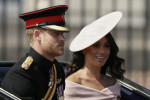 Prince Harry and Meghan to visit Ireland