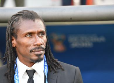 Senegal's head coach Aliou Cisse has urged Sadio Mane to do more for his team.