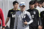 South Korean players swapped shirt numbers to try to confuse opposition scouts