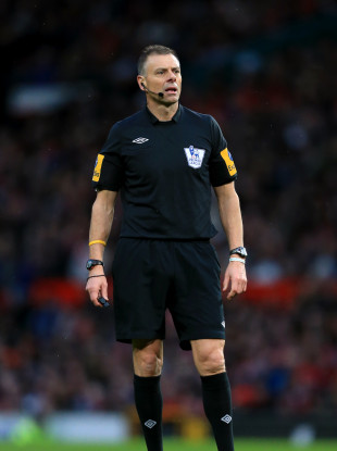 Mark Halsey retired as a Premier League referee in 2013.
