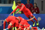Late Kane goal sees England scrape past Tunisia in World Cup opener