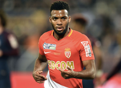 Wire Parions | Liverpool And Arsenal Target Thomas Lemar Set To Sign For Atletico
