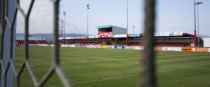 A general view of The Showgrounds.