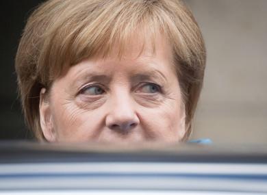 Merkel has a battle on her hands.