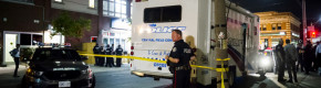Gunman shot dead after mass shooting in Toronto also leaves woman dead