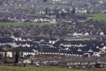 The average house price is lower than �250,000 in just TWO Dublin postcodes