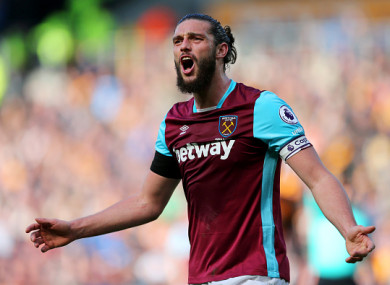 Carroll is expected to be out for three months.