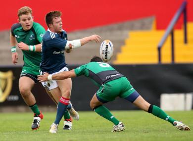 Jonny Holland in action for Munster back in 2013.