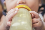 Aptamil says there are 'no safety issues' with milk formula after claims it made babies sick