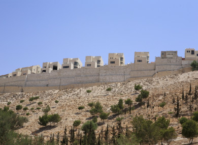 Settlements in the West Bank