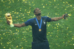Paul Pogba, the �105 million wonderkid, shows the trait he is often accused of lacking - character