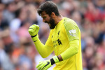 'He's very vocal. That helps me and everyone in the back line' - Van Dijk praises Alisson impact