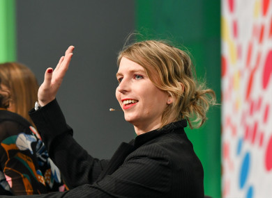 Chelsea Manning was due to speak in Sydney this Sunday
