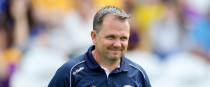 Wexford senior hurling manager Davy Fitzgerald.