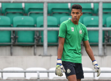 Shamrock Rovers youngster Gavin Bazunu has reportedly agreed to join Man City.